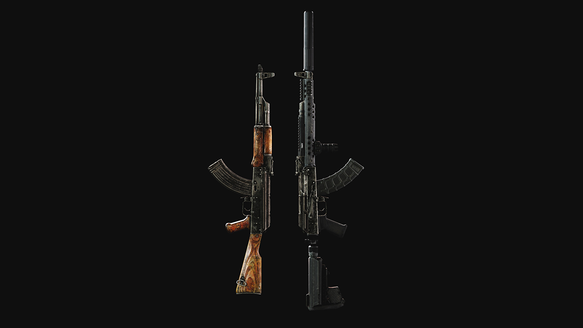 Escape From Tarkov Wallpaper 4k: [OC] 4k Wallpaper: Something Old, Something New
