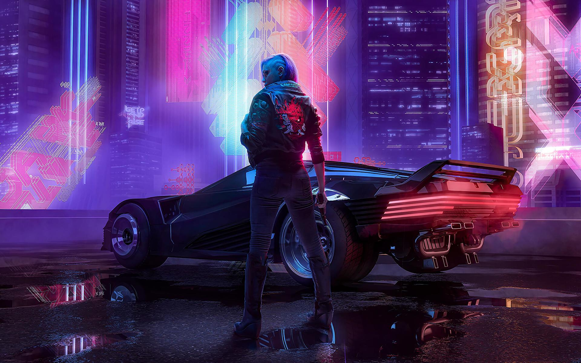 Cyberpunk 2077 [3840x2160] : Wallpapers