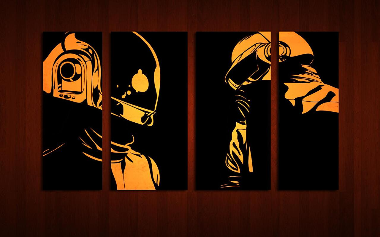 Daft Punk : wallpapers