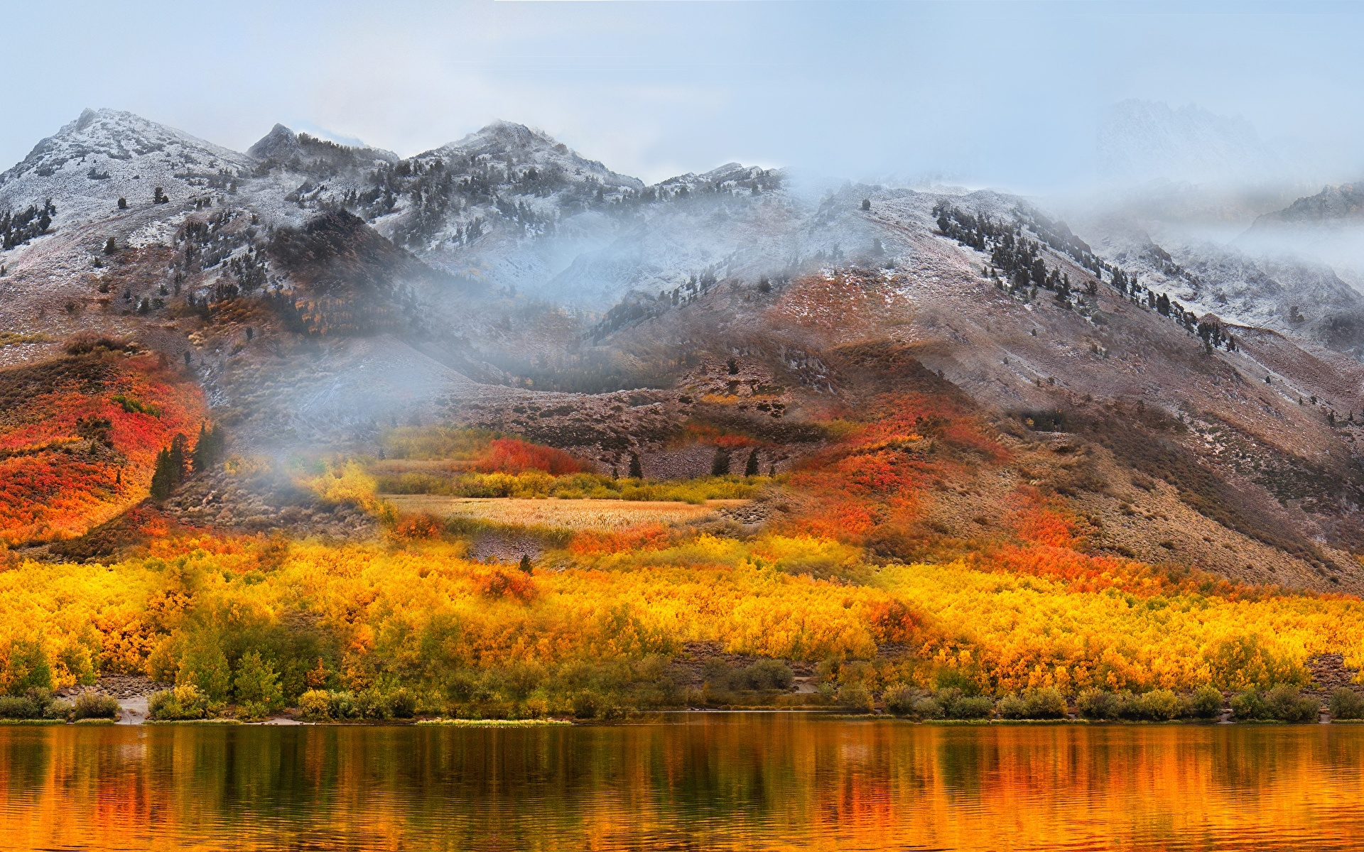 Os X High Sierra Wallpaper Extended Multiple Monitors 5760x1440 Wallpapers