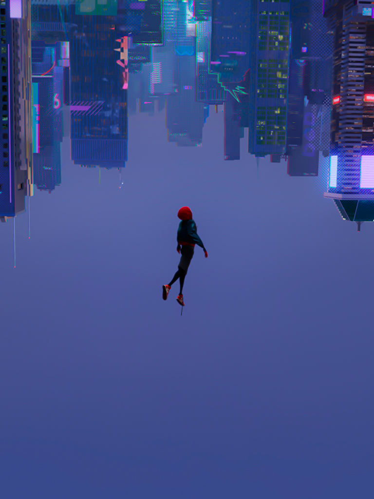 Spider Man Into The Spider Verse Wallpaper 3129x1760 Wallpapers