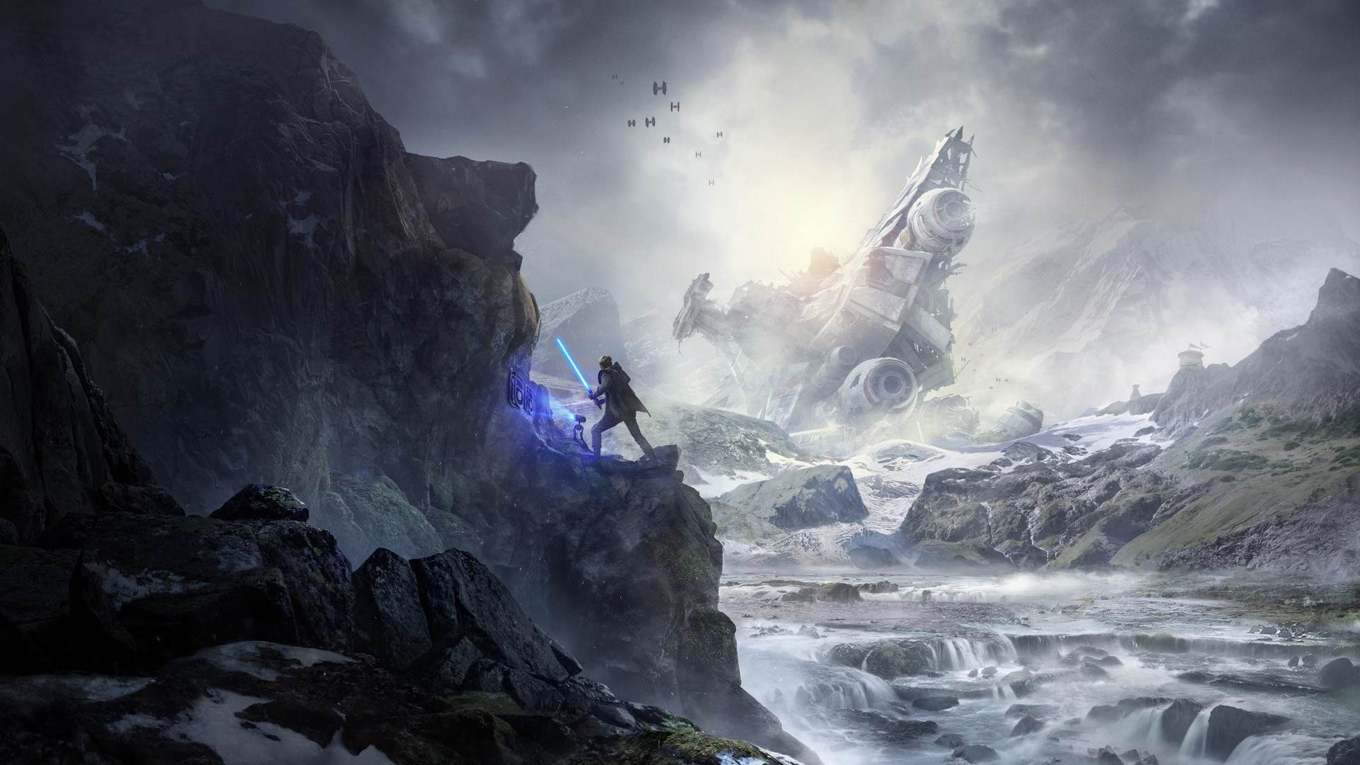 Star Wars Jedi Fallen Order Concept Art Wallpapers