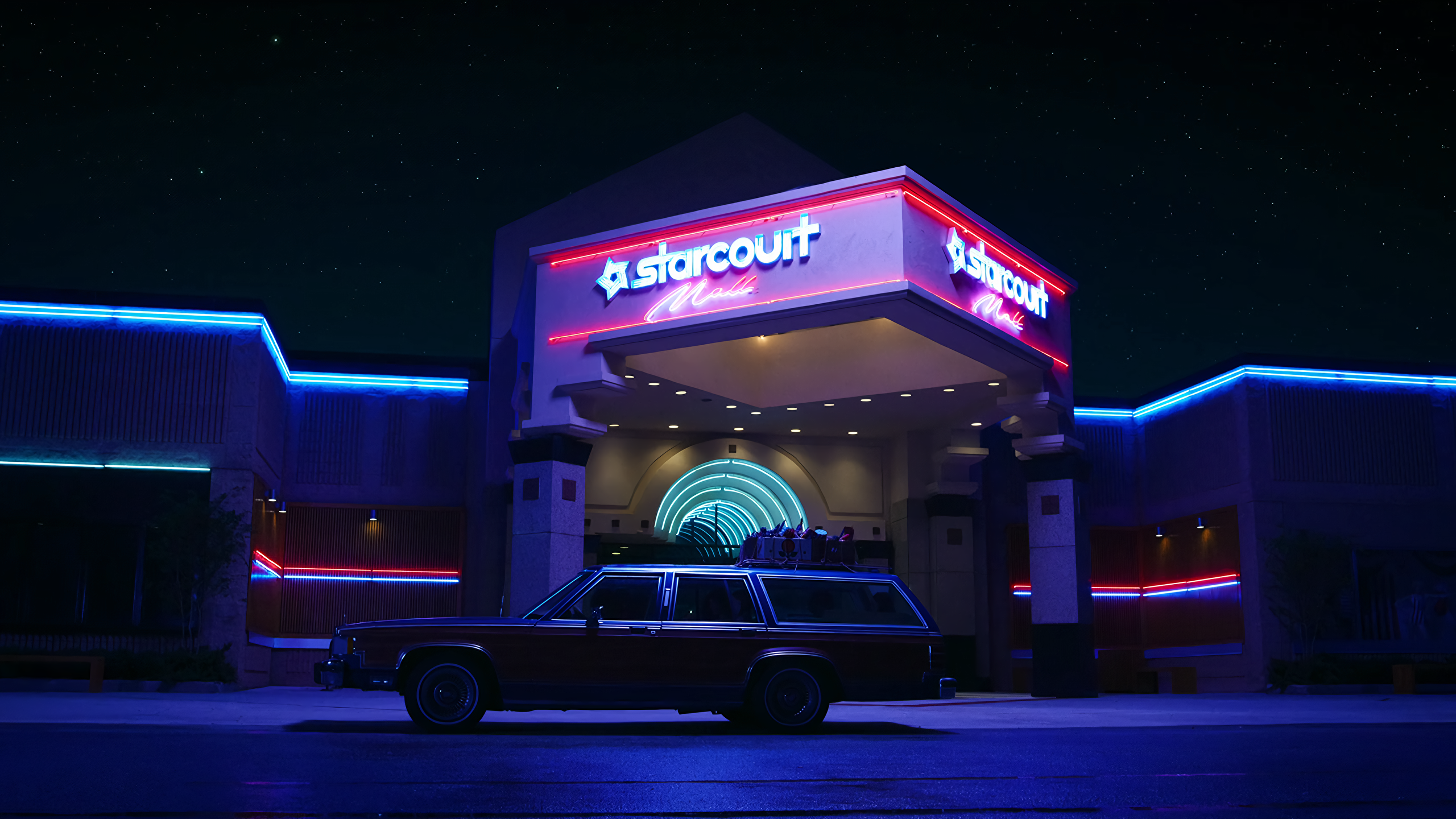Starcourt Mall Stranger Things 3 3840x2160 Wallpapers