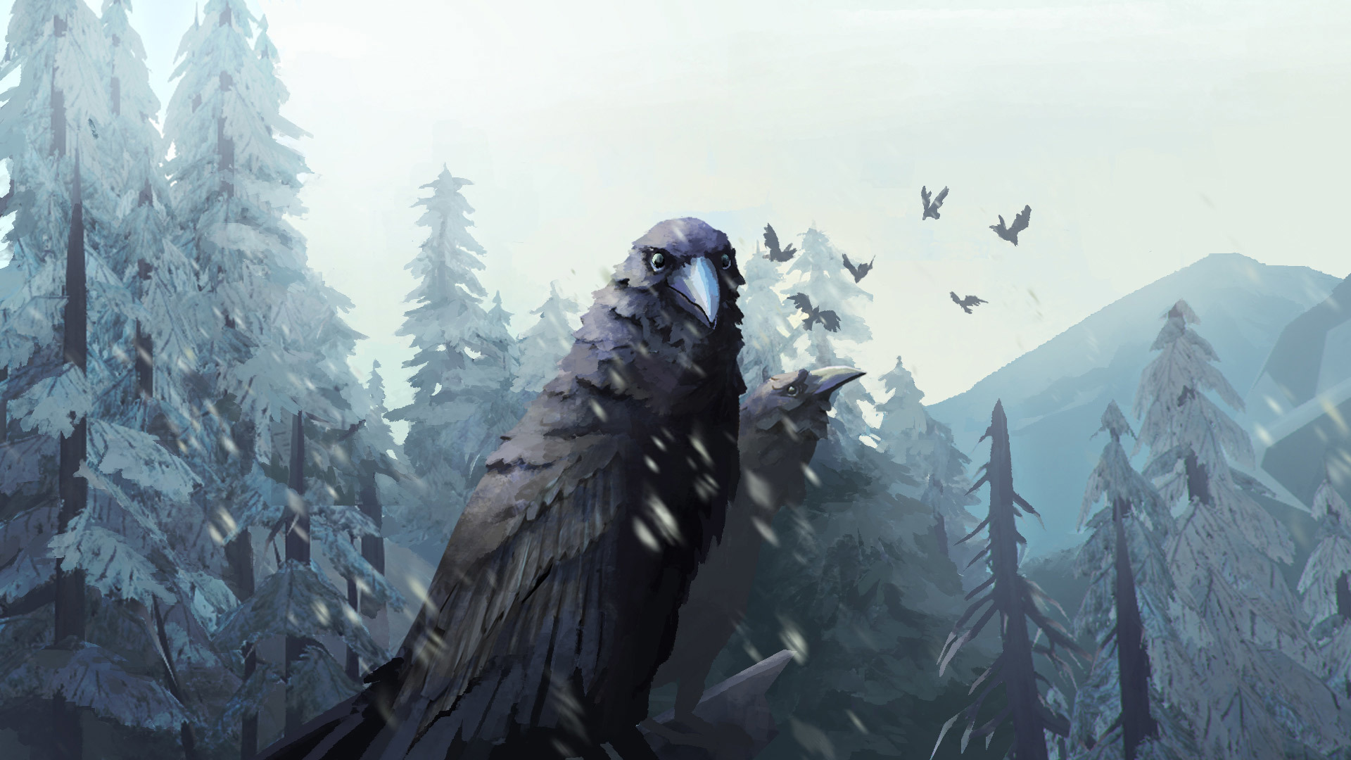 The Long Dark 1920x1080 Wallpapers