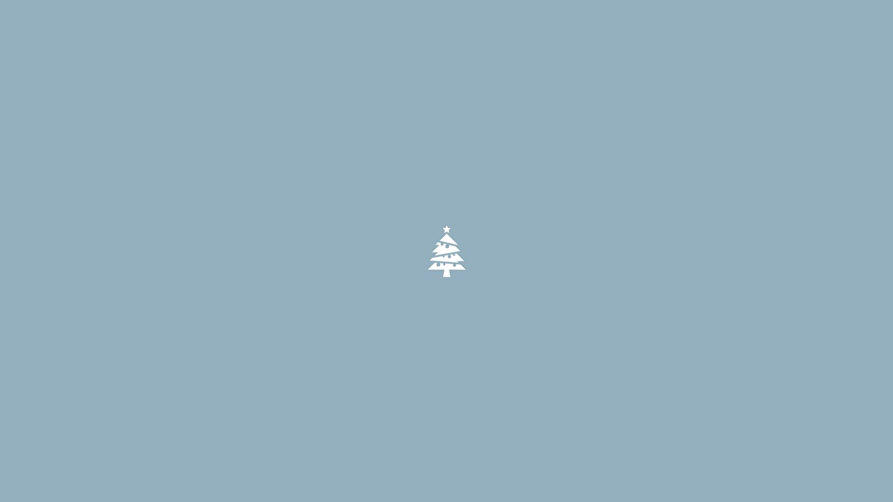 Christmas Wallpaper Minimal