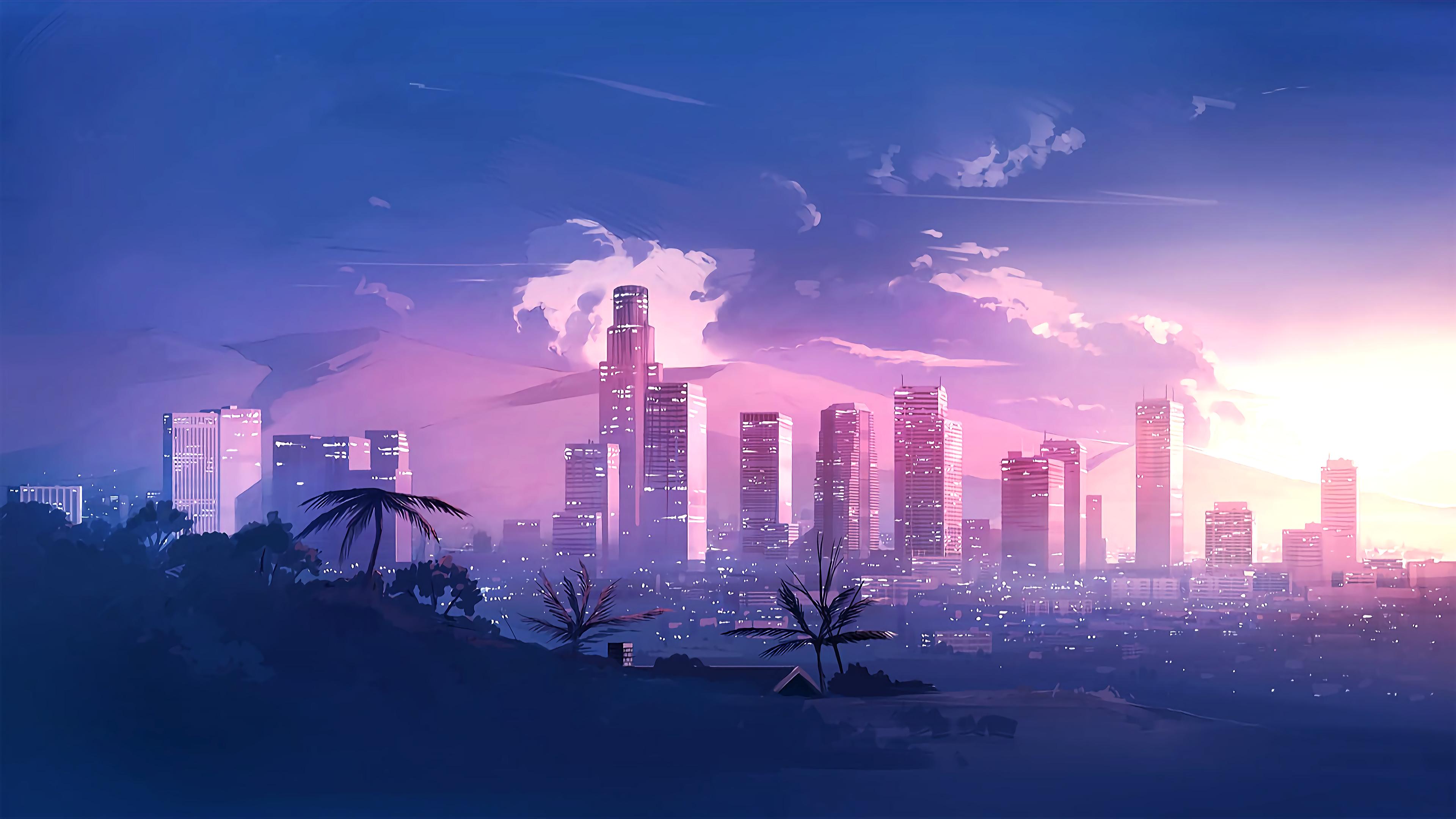 Los Angeles Break of Dawn (Seo Tatsuya) resized by Ze Robot