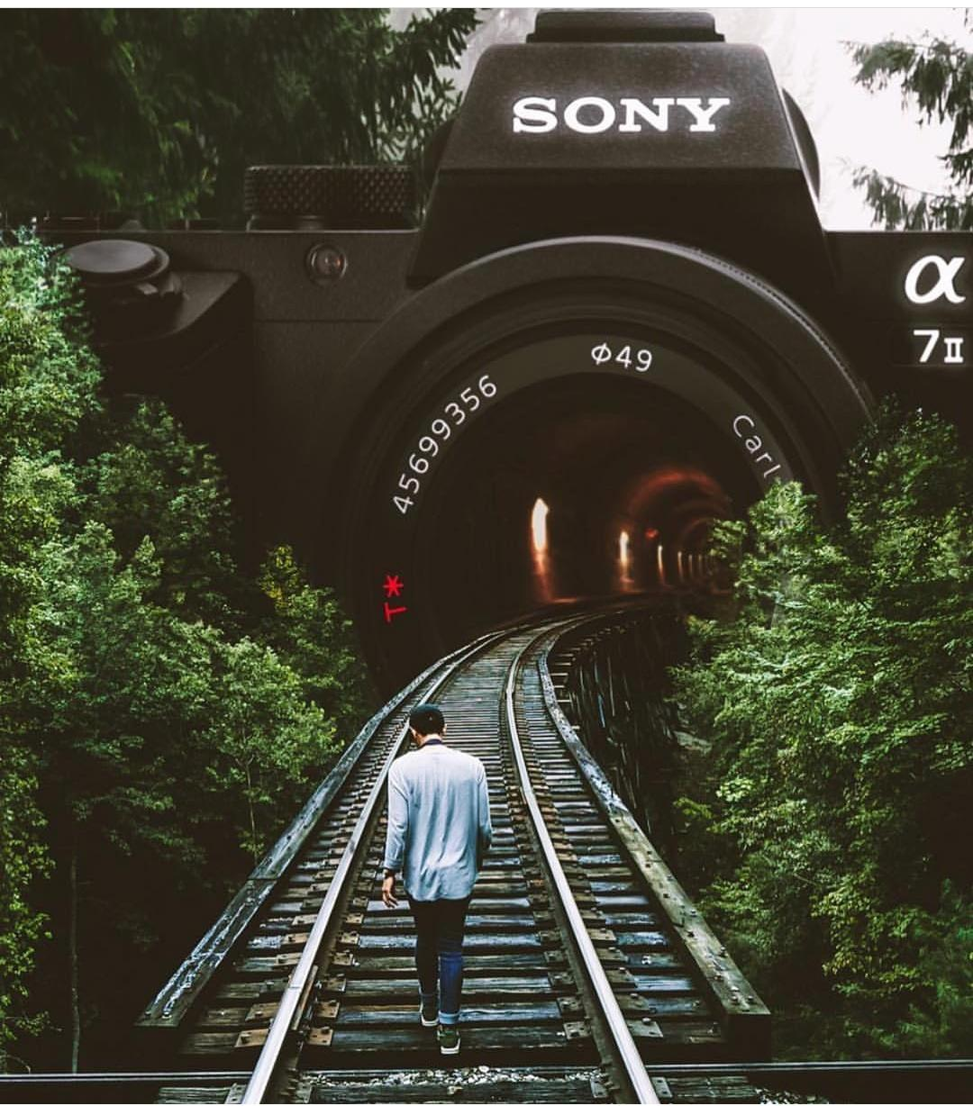 x Tunnel Train Art Ipad Air HD k Wallpapers Images