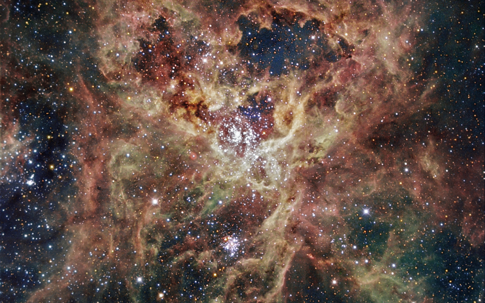 Astronomy, Nebula, Outer Space, Space, Universe resized by Ze Robot